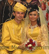 Ayu and Mohammad's Wedding Photos