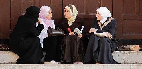 damascus muslim single women A secret history of muslim women scholars akram embarked eight years ago on a single-volume biographical dictionary of female in damascus and.